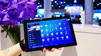 Sony Xperia Z4 Tablet &amp&#x3B; Xperia Z3+: Update gegen Hitzeprobleme wird ausgerollt