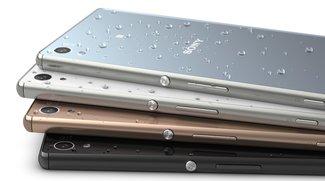 Sony Xperia Z5 mit 5.5 Zoll FHD-Display und 3GB RAM schon im September?