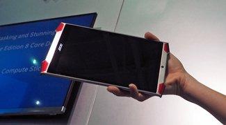 Acer Predator 8 Gaming-Tablet mit Intel Atom x7 &amp&#x3B; Android angekündigt