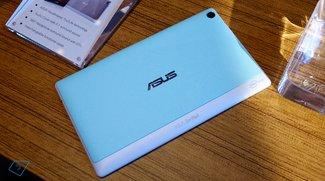 Asus ZenPad 7 &amp&#x3B; ZenPad 10 Ersteindruck in Hands-On Videos