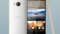 HTC One ME mit 5,2 Zoll & MediaTek Helio X10 vorgestellt