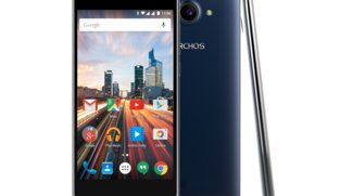 Archos 50d Helium mit 5 Zoll, Dual-SIM &amp&#x3B; Android 5.1 vorgestellt