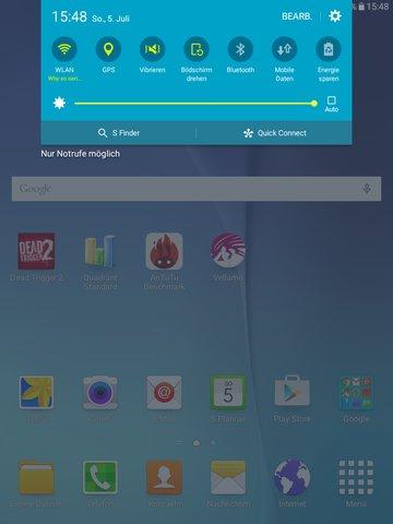 Galaxy Tab A Screenshot 1