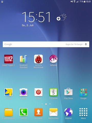 Galaxy Tab A Screenshot 2
