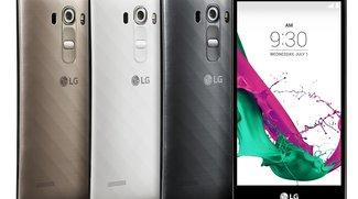 LG G4s mit 5,2 Zoll &amp&#x3B; Snapdragon 615 offiziell vorgestellt