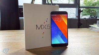 Meizu MX5e offiziell vorgestellt: Mit 5,5 Zoll 1080p-AMOLED-Display