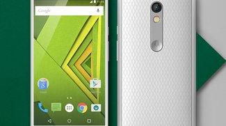 Motorola Moto X Play für ab 349€ vorbestellbar (Video)