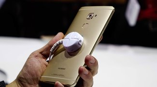 Huawei Mate S mit Force Touch im Unboxing &amp&#x3B; Hands-On Video (IFA 2015)