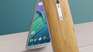 Motorola Moto X Style: Android 6.0 Update verfügbar