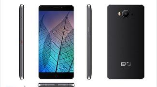 Elephone P9000 mit randlosem Display, seitlichem Fingerabdruckscanner &amp&#x3B; Android 6.0 erwartet