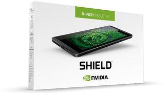 Nvidia Shield Tablet K1 mit günstigerem Preis vorgestellt