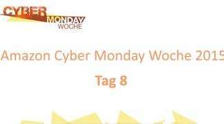 Amazon Cyber Monday Woche 2015: Deals des 8. &amp&#x3B; letzten Tages