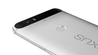 Nexus 5X und 6P: Gesten für den Fingerabdruckscanner könnten nachgereicht werden