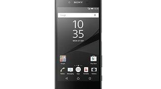 Sony Xperia Z5 (Compact): US-Version ohne Fingerabdruckscanner