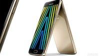 Samsung Galaxy A3, A5 & A7 (2016) offiziell vorgestellt
