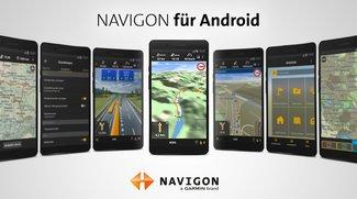 Navigon Europa für Android im Wert von 139,70€ bei Amazon Underground kostenlos herunterladen