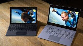 Surface Pro 4 und Surface Book: Neue Firmware zum Creators Update veröffentlicht