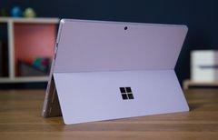 Warten auf Surface Pro 5 und...