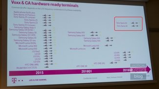 T-Mobile Polen: Smartphone-Roadmap für 2016 geleakt - Neue Samsung, LG, Sony, HTC &amp&#x3B; Microsoft Modelle
