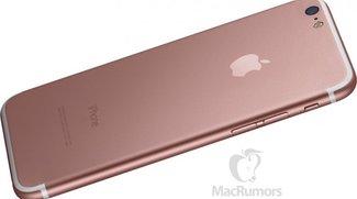 Apple iPhone 7: Dünner, Stereo-Lautsprecher und neuer Lightning-Port