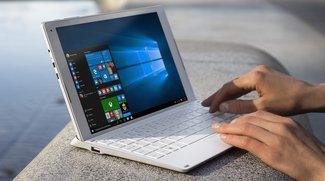 Alcatel Plus 10: Windows 10-Tablet mit LTE-Hotspot im Tastatur-Dock (MWC 2016)