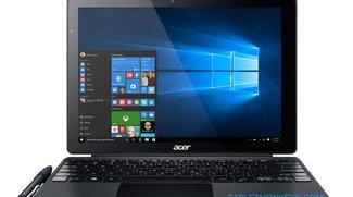 Acer Aspire Switch Alpha 12 S: Erste Spezifikationen und neue Bilder aufgetaucht