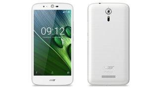 Acer Liquid Zest Plus: 5,5-Zoll-Smartphone mit 5.000-mAh-Akku
