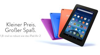 Amazon Fire Tablet für 28 €