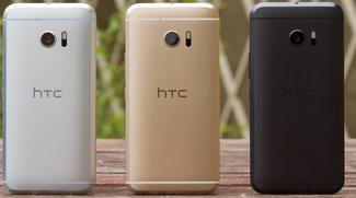 HTC zieht Android-7-Update für HTC 10 vorübergehend zurück