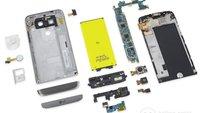 LG G5: Teardown zeigt leichte Reparaturmöglichkeiten