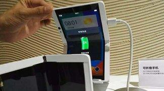 Oppo: Faltbares 7-Zoll-Tablet auf erstem Foto gesichtet