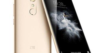 ZTE Axon 7 mit Snapdragon 820 &amp&#x3B; Google Daydream vorgestellt