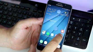 Samsung Galaxy Note 7: Neues TouchWiz-UI gezeigt (Video)