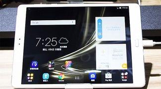 Asus ZenPad 3S 10 mit 2K-Display vorgestellt