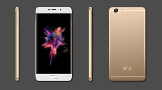 Elephone R9: Smartphone mit randlosem Display angekündigt