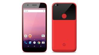 HTC Nexus: Render-Bilder zeigen Smartphone in verschiedenen Farben
