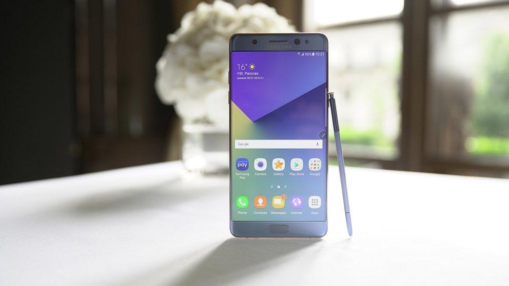 Samsung Galaxy Note 7: Verkauf weltweit gestoppt und Rückrufaktion angekündigt