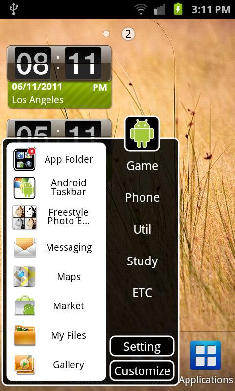 Виджет На Андроид Запущеные Приложения