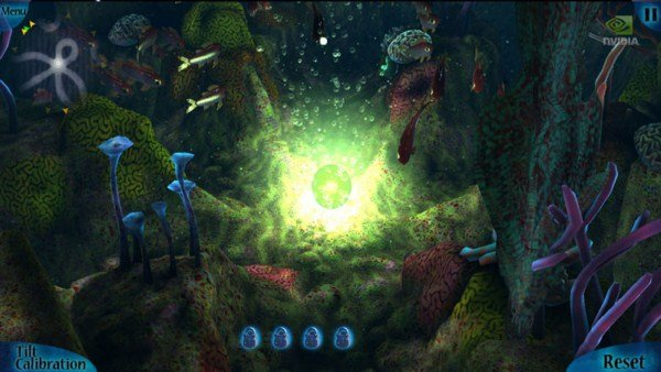 Glowball - Erstes Tegra 3-Spiel in der NVIDIA Tegra Zone