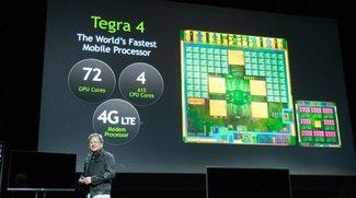 Tegra 4: Neue CPU von Nvidia offiziell vorgestellt [CES 2013]