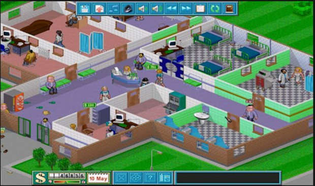 Theme Hospital: Krankenhaus-Manager jetzt im Play Store [Update: ist illegal]