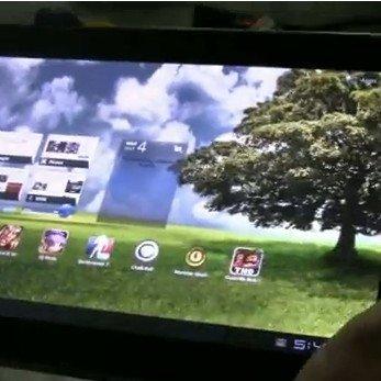 Asus Eee Pad Transformer im ausführlichen Video-Review