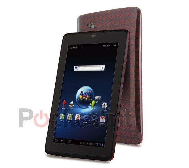 Viewsonic bringt 7 Zoll-Honeycomb-Tablet 7x