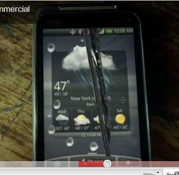 HTC Wildfire 2 und Pyramid im Video?