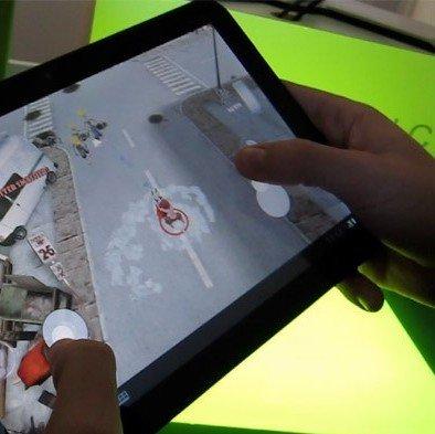 Motorola Xoom im Hands On-Video