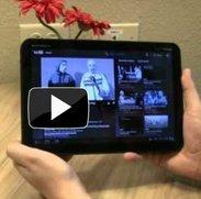 Motorola XOOM: Test und Video bei netbooknews.de