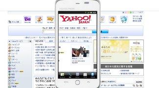 Yahoo Phone mit Android: In Japan ab nächstem Monat zu kaufen