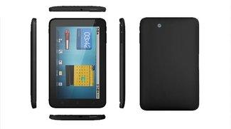 Einsteiger-Tablet ZTE Light Tab 2 kommt auch nach Deutschland