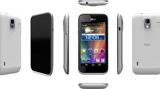 ZTE Grand X LTE: Snapdragon S4-Smartphone mit LTE für Europa