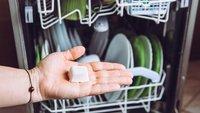 Spülmaschinentabs selber machen – schnell und einfach